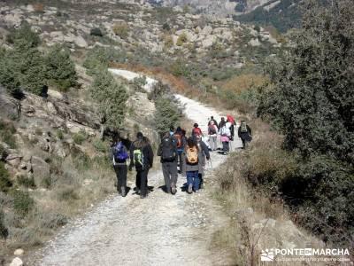 El Yelmo de la Pedriza;senderos navarra grazalema senderismo senderismo grazalema